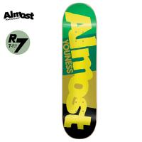 [ALMOST] YOUNESS AMRANI C-BLOCK R7 DECK 31.1 x 7.75