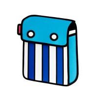 점프프롬페이퍼 Jump From Paper -Tropical Fish 2D 핸드케리 파우치  ipad 수납