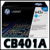 HP 정품 CB401A (642A) CB401 401A 401 LJ CP4005