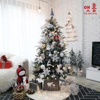 앳홈 실버스노우 크리스마스 트리 160cm