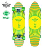 [DUSTERS] 27 BIRD KRYPTONICS GREEN CRUISERBOARD