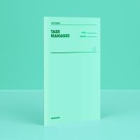 [컬러칩] 태스크 매니저 31DAYS - 그리너리 모트모트