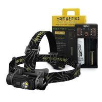충전 LED 헤드랜턴 세트 HC60-K2 291 1000루멘