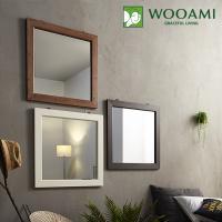 [우아미] 다노 정사각 600 벽걸이 거울