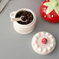 [2HOT] 딸기 디저트 케이크 보관용기