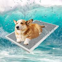 투인플레이스 강아지 쿨매트 대리석 썸머스톤