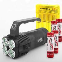 LED 써치라이트 세트 4E65L-Q4Y 264 6500루멘