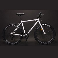 2015년형 아우라 700C 시마노7단 하이브리드 자전거