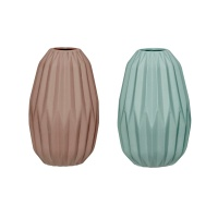 [hubsch]Vase w/grooves 그루브화병 2colors