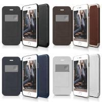 엘라고 아이폰6+/6S+ 케이스 S6P Leather Flip Case for iPhone 6 Plus/가죽 플립케이스/6가지색상