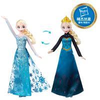 겨울왕국 드레스 체인지 패션돌 엘사