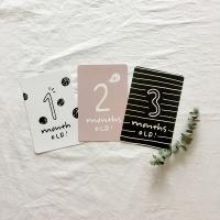 프롬다미 생후1년 아기 성장카드