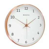 모노뜨30cm카파프레임벽시계(3colors-무소음)-화이트(D)MT1670035-WH)