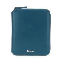 Fennec Multi Zipper Wallet 004 Seagreen