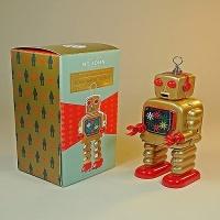Highwheel robot