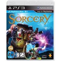 PS3 소서리 Sorcery (액션게임/새제품/무브필수)