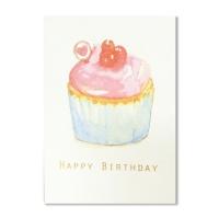 홀마크 생일 축하 카드(머핀)-KED2218