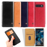 갤럭시 노트 가죽 카드 포켓 수납 지갑 휴대폰 케이스
