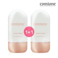 [1+1] 카미안느 광채톤업 선크림 퍼펙트 플루이드