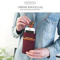 더 베이직 펠트 아이폰 파우치 5/5S ver2