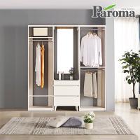 파로마 라라 드레스룸 일자형 3칸G형 (1800x400)