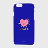 [어프어프] 하드/터프/슬라이드 Heart character-blue