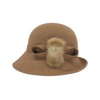 [에반스]Miky felt Hat 밍키 펠트모자_beige