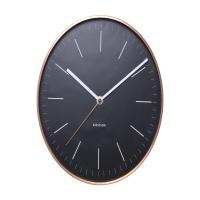 [Karlsson] Minimal copper case 벽시계
