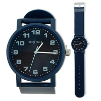 NEXTIME 6012 Dash Blue Watch