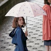 wpc우산 걸리쉬 플라워 장우산 53878-09