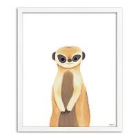 [Millim] Zoo_frame_Meerkat_6호