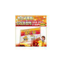 신기 도라쿤 일회용 접착식 온 찜질팩 10개입/12시간지속/0588