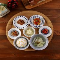 일본식기 혼밥세트 반상세트 데이지
