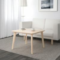 이케아 LISABO 커피테이블(70x70 cm)