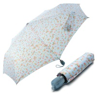 3단 자동 우산(양산겸용) - 소녀에게 (블루)