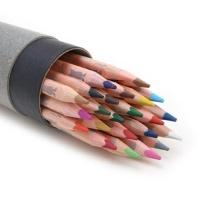 캄캄 색연필(24가지색)+보관통