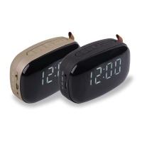 청연 디지털 블루투스 스피커 겸용 시계 NV46-COMS10