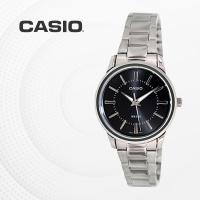 카시오 아날로그 메탈 여성 손목시계 LTP-1303D-1A
