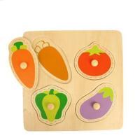 [키움하우스] 베이비야채꼭지퍼즐 첫퍼즐
