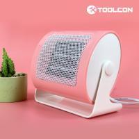 툴콘 미니팬히터 (TP-500P 핑크) DDASOMON500