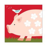 [ALB] DIY유화그리기 십이지_돼지 [a25_43]