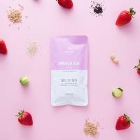 간편한 미래식사 밀스 3.0 핑크 파우치(97gx7개)