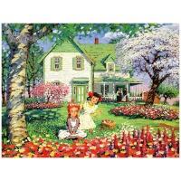 300조각 / 빨강머리 앤 /꽃나들이/ 퍼즐 / 직소퍼즐