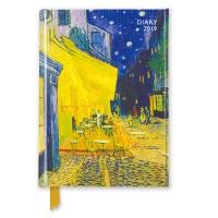 2019 다이어리 Vincent van Gogh- Cafe Terrace