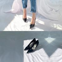 [애슬릿]스틸레토힐 여자구두 하이힐 펌프스 9cm