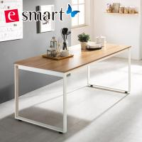 [e스마트] 스틸 테이블 1800x800 (사각다리)