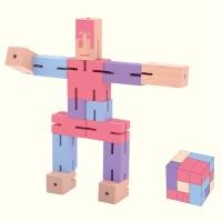 변신큐브맨-핑크맨