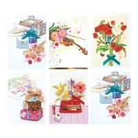 정물카드세트 FT1039 Set(6종 한세트)