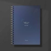 윤동주 라이팅북 B6 (Reservoir 만년필 필사 노트)