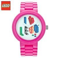 레고 아이러브레고 손목시계 핑크 Clic-9007620